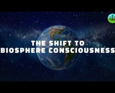 The Shift To Biosphere Consciousness