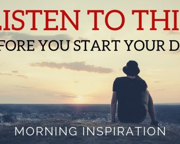 5 Minutes to Start Your Day Right